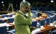 Humberto Costa (PT-PE), líder do partido no Senado, em foto de arquivo