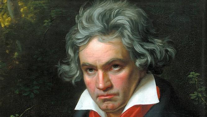 O compositor Ludwig van Beethoven Foto: Reprodução