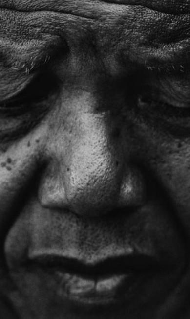 Nelson Mandela Bruce Weber/Divulgação