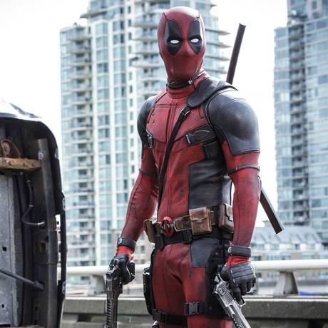 Ryan Reynolds em cena de 'Deadpool' Foto: Divulgação