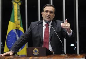 Senador Walter Pinheiro deixou o PT Foto: Divulgação - Senado Federal