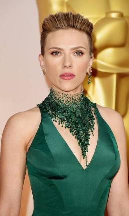 Scarlett Johansson Foto: Jason Merritt / AFP