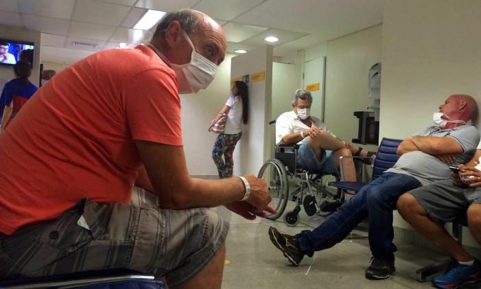 Número de casos de gripe H1N1 cresceu em São Paulo Foto: Agência O Globo