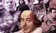 Shakespeare e seus personagens