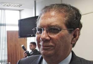 Senador Jader Barbalho foi um dos caciques peemedebistas procurados por Lula Foto: André Coelho/23-11-2011