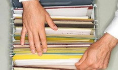 Prazo para guardar documentos Foto: Arquivo