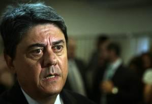 O deputado Wadih Damous (PT-RJ) Foto: Rafael Moraes / Agência O Globo/18-3-2016