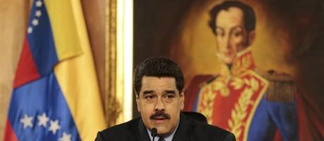 Maduro: revolta com 'lei criminosa' sobre anistia Foto: Reuters