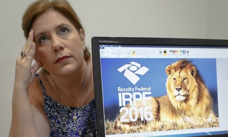 """Mesmo com taxas. Angela Cavalcanti vê seu PGBL como """"um bom complemento para a aposentadoria"""" Foto: Fernando Lemos / O Globo"""