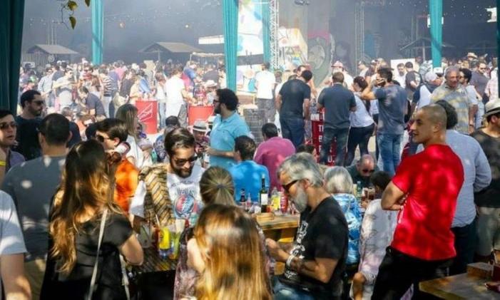 Evento Churrascada, de São Paulo, chega ao Rio Foto: Divulgação
