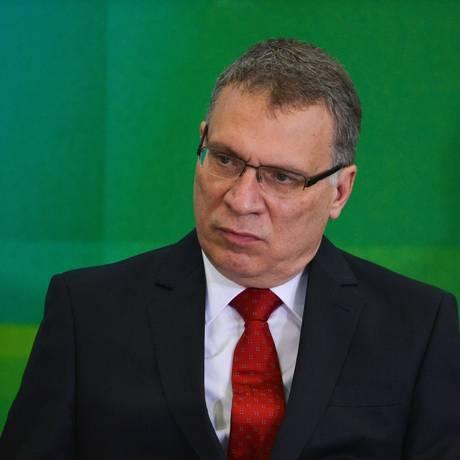 O ministro da Justiça, Eugênio Aragão Foto: José Cruz / Agência Brasil / Agência O Globo