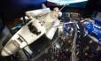 Nave Atlantis, no Kennedy Space Center