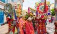 Bumba meu boi. Nas ruas de São Luís, história de morte e renascimento