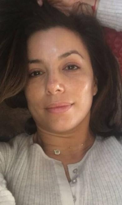 A atriz Eva Longoria, de 41 anos Reprodução/Instagram/Eva Longoria