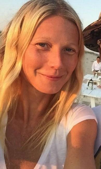 A atriz Gwyneth Paltrow, de 43 anos Reprodução/Instagram/Gwyneth Paltrow