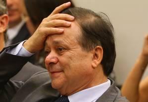 O relator do impeachment, deputado Jovair Arantes (PTB-GO) Foto: Ailton Freitas / Agência O Globo / 11-4-2016
