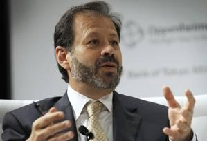 Augusto de la Torre, economista do Banco Mundial Foto: Peter Foley / Bloomberg