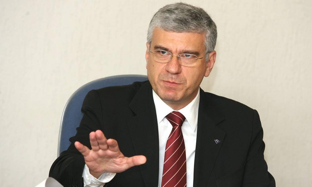 O secretário da Receita Federal, Jorge Rachid Foto: Givaldo Barbosa / Agência O Globo