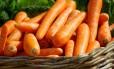 Cenouras. Rede de hotéis vai plantar vegetais em suas unidades