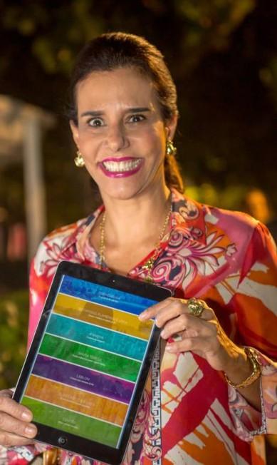 Socialite Narcisa Tamborindeguy Mariana Annunziato