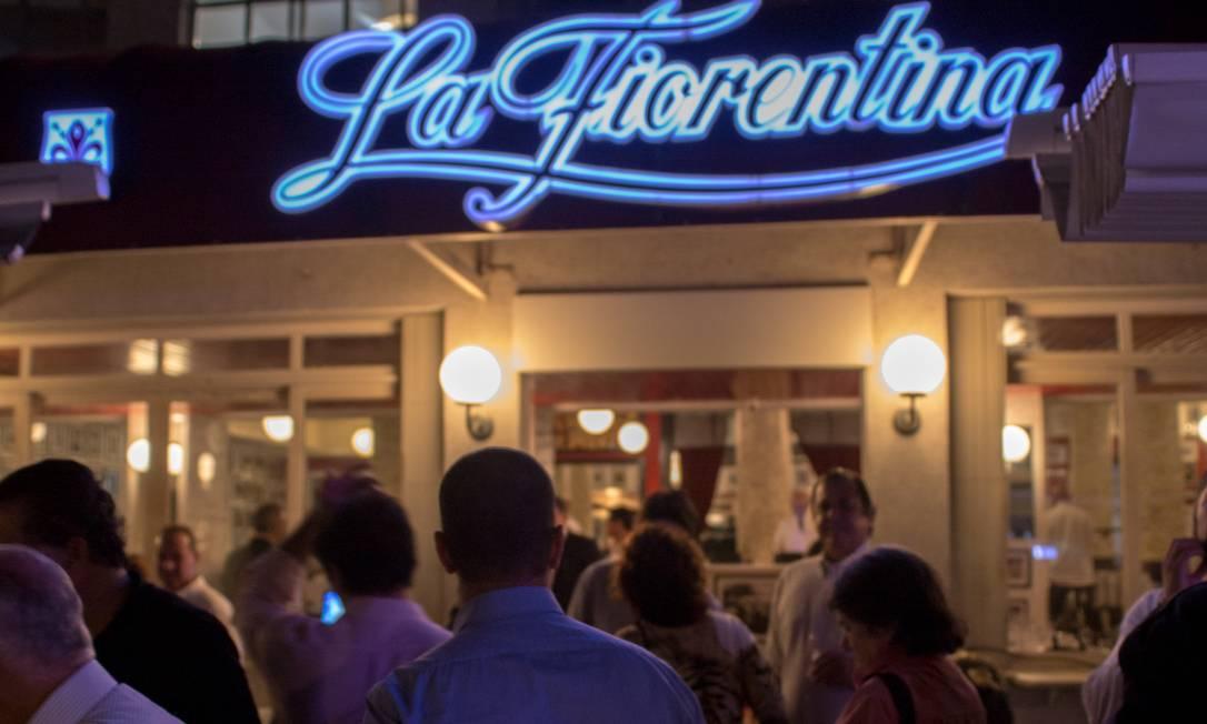 Restaurante La Fiorentina Mariana Annunziato