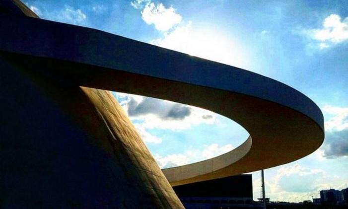 Museu Nacional de Brasília Foto: @sheilafeliz / Instagram