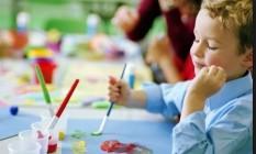 Presença de chumbo nas tintas prejudica saúde das crianças Foto: Divulgação
