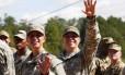 Capitão Kristen Griest e tenente Shaye Haver foram as primeiras formadas em escolas dos Rangers do Exército