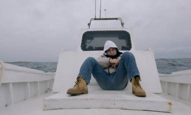 O filme 'Fogo no mar', do diretor Gianfranco Rosi Foto: Divulgação
