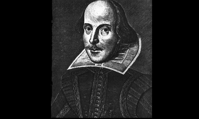 William Shakespeare Foto: Arquivo