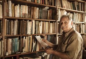 Historiador. Nireu Cavalcanti: pesquisa Foto: Leo Martins / Leo Martins