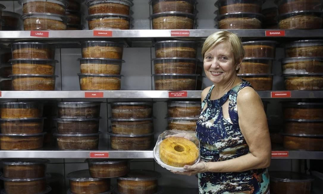 Alzira Ramos: a receita da vovó que bate um bolão - Jornal O Globo