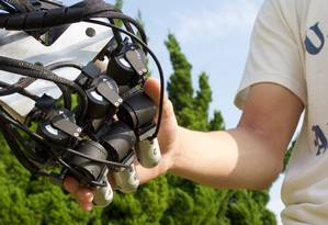 Robôs já estão entre nós Foto: Divulgação/Universidade TOYOHASHI de Tecnologia