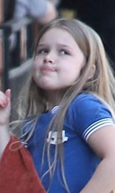 Harper, a caçula da família Beckham AKM-GSI