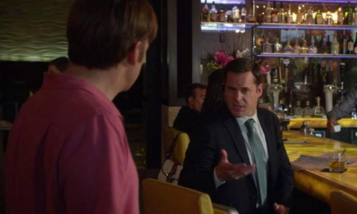 Kyle Bornheimer interpretou Ken Wins novamente Foto: Reprodução