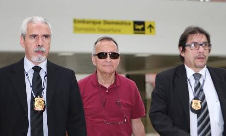 O ex-diretor da Petrobras Nestor Cerveró Foto: Geraldo Bubniak / Agência O Globo / 23-12-2015