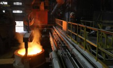 O recente rali dos preços do aço na China será insustentável diante do aumento da produção pelas usinas, afirmou a Cisa Foto: Andrey Rudakov / Bloomberg