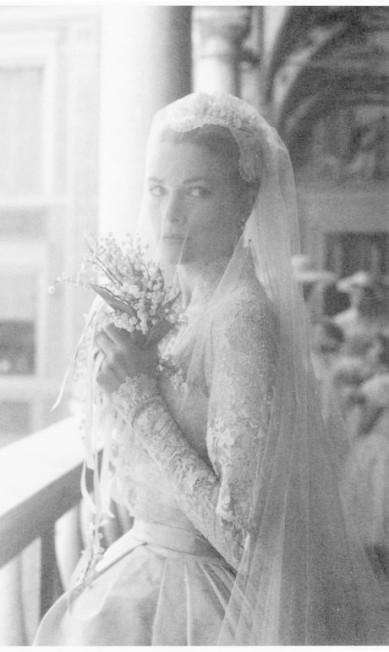 Na época, Grace abandonou a carreira de atriz, que já havia lhe rendido um Oscar, para tornar-se princesa Reprodução