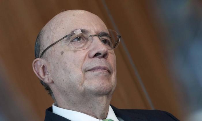 Henrique Meirelles, ex-presidente do BC Foto: Agência O Globo