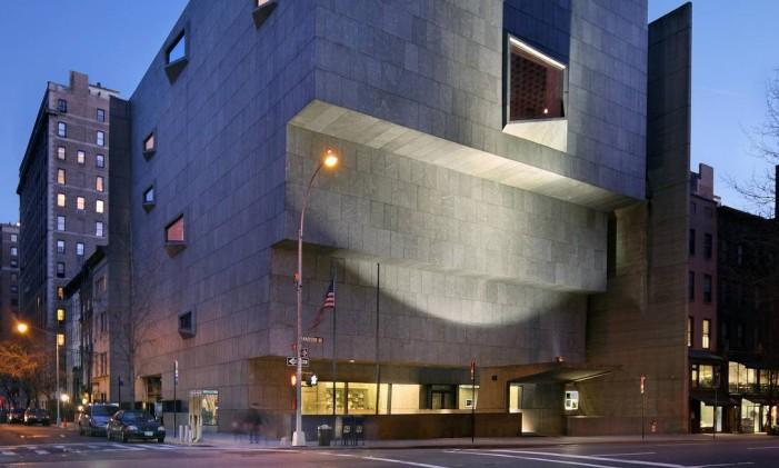 O Met Breuer, em Nova York Foto: Ed Lederman / Divulgação