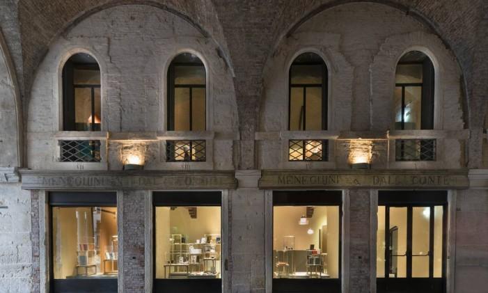 Museo del Gioiello, em Vicenza, Itália Foto: Cosmo Laera / Divulgação