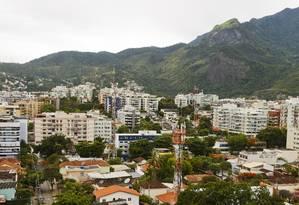 Segundo especialistas, área concentra diferentes perfis de imóveis Foto: Guilherme Leporace / Agência O Globo