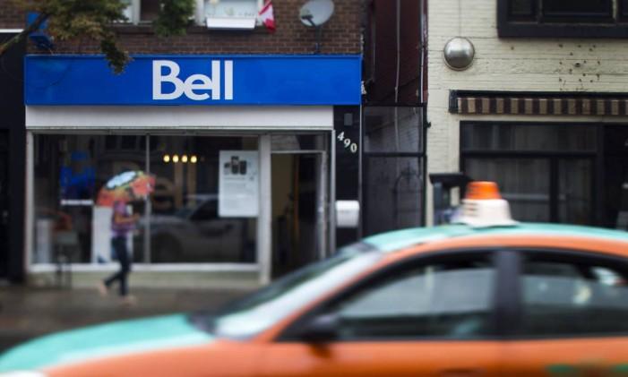 Loja da Bell em Toronto Foto: Brent Lewin / Bloomberg