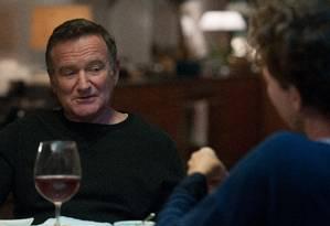 O ator Robin Williamsse suicidou aos 63 anos Foto: Divulgação/Dale Rebinette