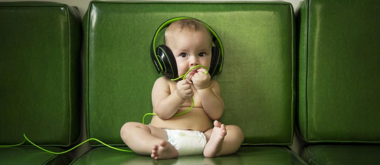 Bebês têm saudade da mistura de batimentos cardíacos com barulhos de órgãos Foto: Leo Martins / Agência O Globo
