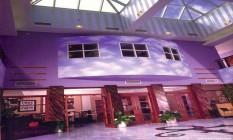 Hall do Paisley Park, onde aconteceu o show Foto: Internet / Reprodução