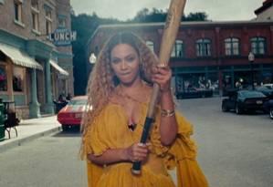 Beyoncé em cena de 'Lemonade' Foto: Reprodução