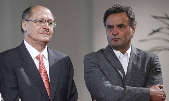 Resultado de imagem para alckmin e aecio