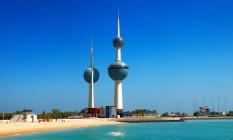 As Kuwait Towers, na capital, são o símbolo do país às margens do Golfo Pérsico Foto: Reprodução