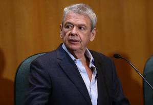 O ex-executivo da Odebrecht Rogério Santos de Araújo Foto: Geraldo Bubniak / Agência O Globo / Arquivo 01-09-15